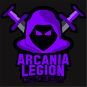 Arcania Legion Halloween 1vs1 LOL